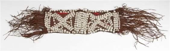 East African ornamental apron