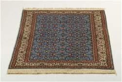 Hand knotted Turkish wool rug, 4 x 6