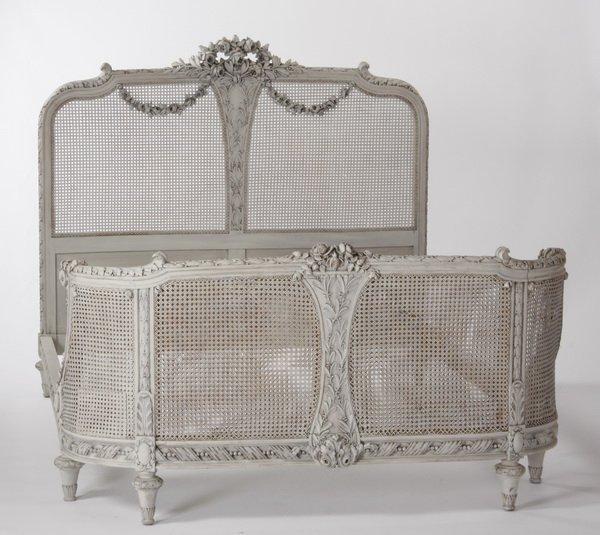 Kinsella Rattan Bed Bed frame design, Furniture, Rattan