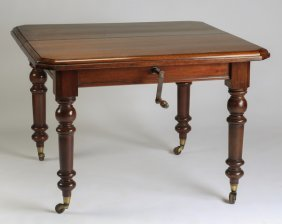 Regency Style Extension Dining Table