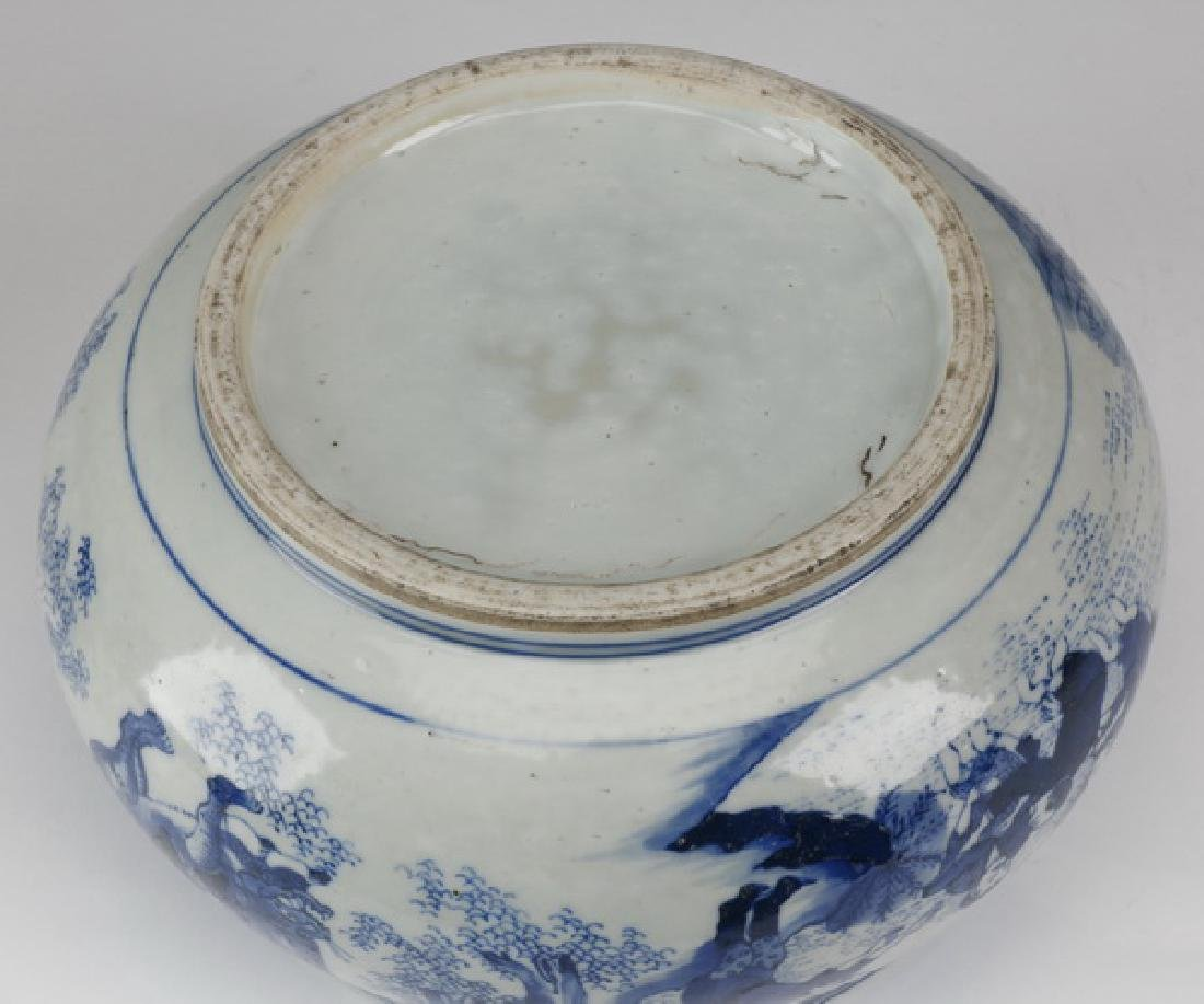 Chinese porcelain brush washer - 6