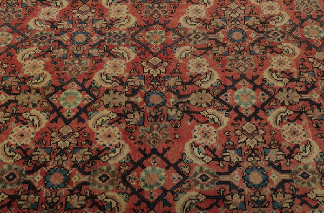 Hand knotted Persian wool rug, 9 x 12 - 3