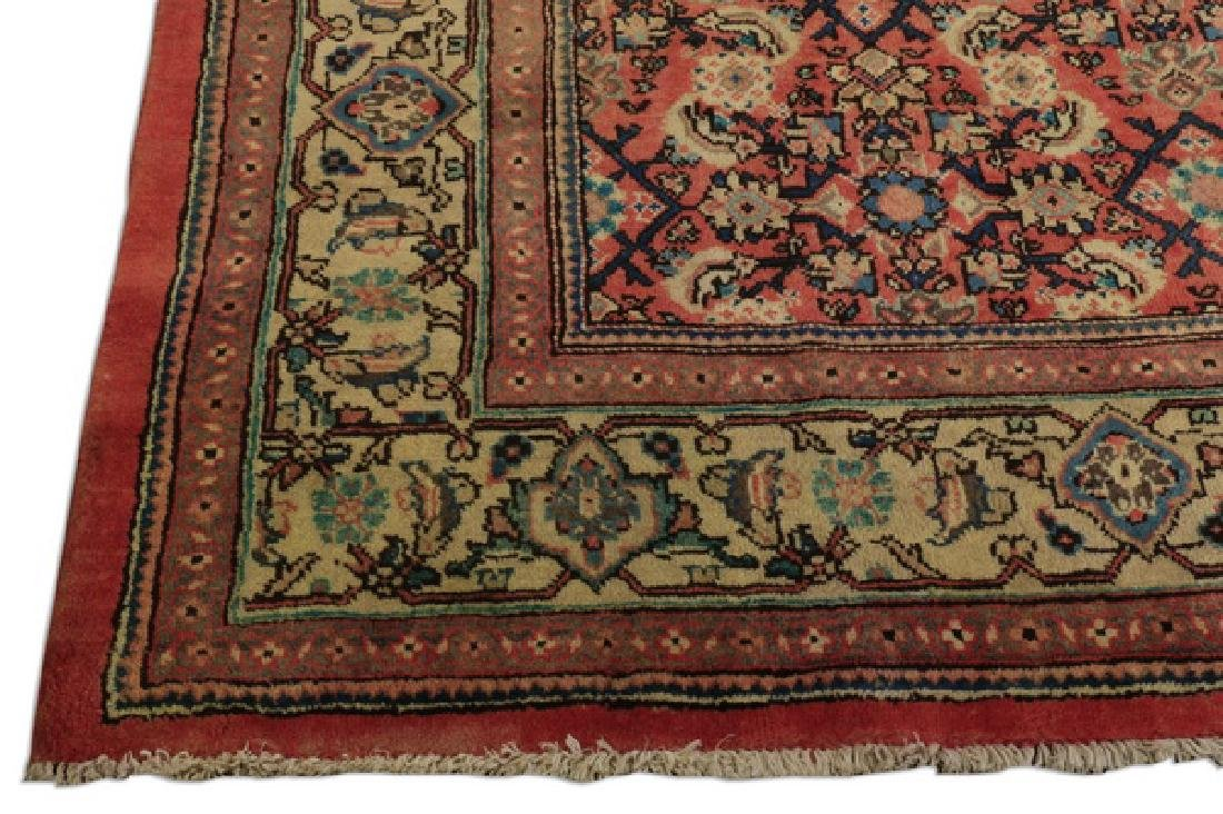 Hand knotted Persian wool rug, 9 x 12 - 4