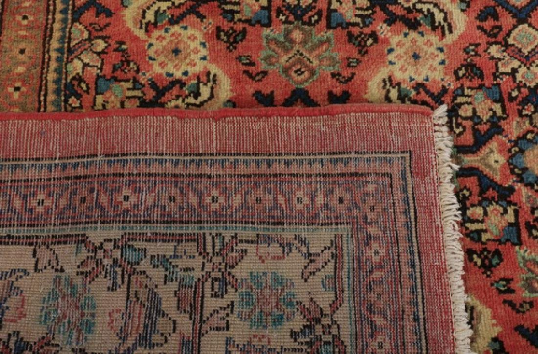 Hand knotted Persian wool rug, 9 x 12 - 5