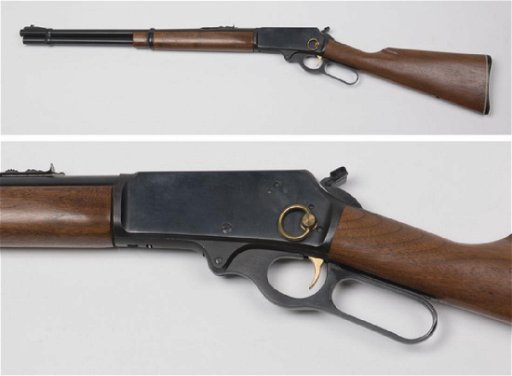 Marlin 336 Texan 30-30 saddle ring carbine, 38\