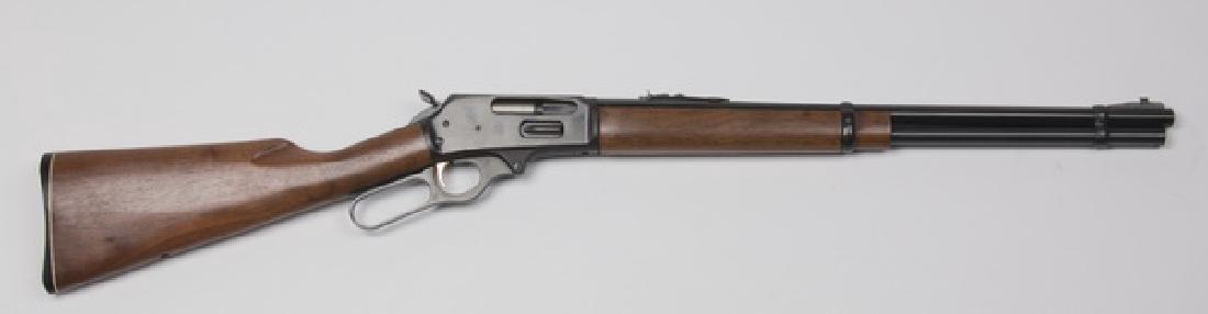 "Marlin 336 Texan 30-30 saddle ring carbine, 38""l - 4"
