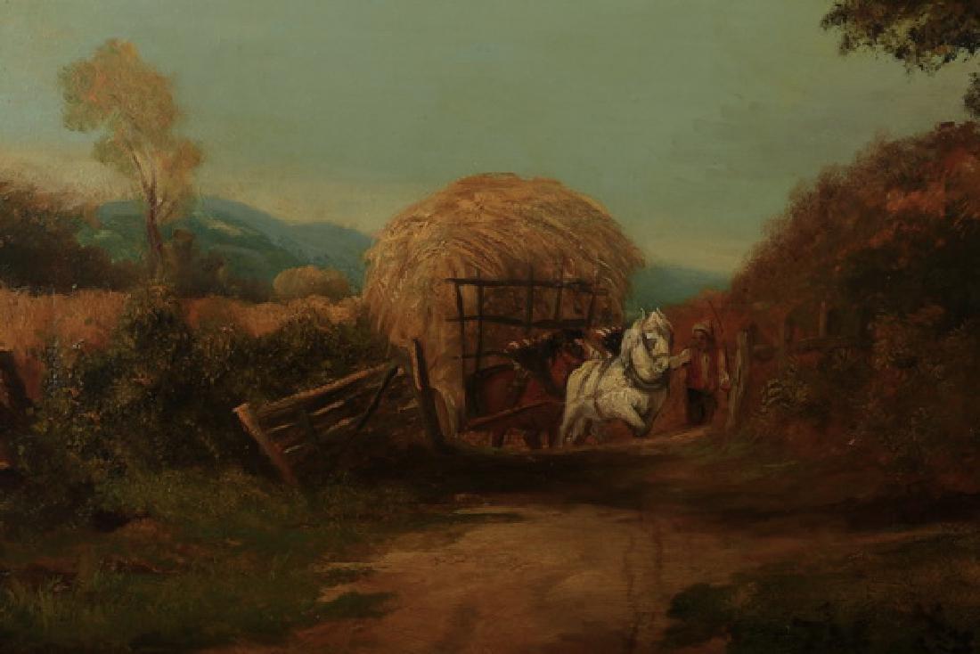 Arthur Trevor Hadden signed O/c ,Shropshire Landscape - 2
