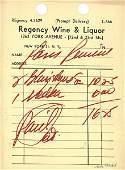1967 Warhol Paris Review Serigraph