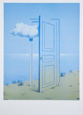 2013 Magritte La Victoire Poster
