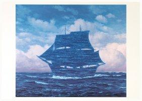 2009 Magritte Le Seducteur Poster