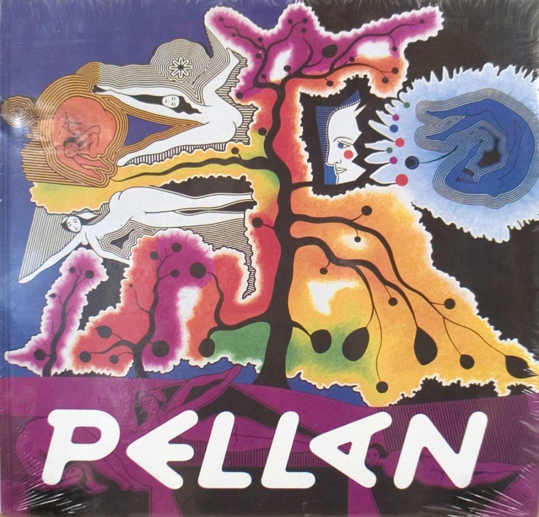 1986 Alfred Pellan Lithographs Book