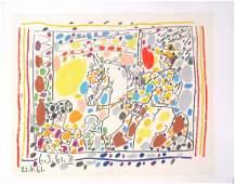 Pablo Picasso - Le Picador II - 1961
