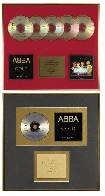 3: ABBA Gold award presentation sales awards (2)