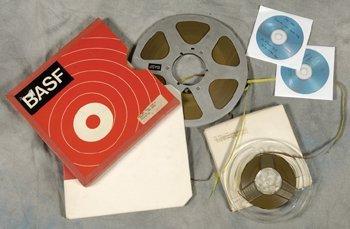 4: BEE GEES original master tape, 1969
