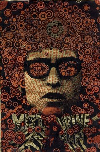 23: BOB DYLAN Martin Sharp poster