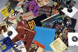 Collection of 1960s records