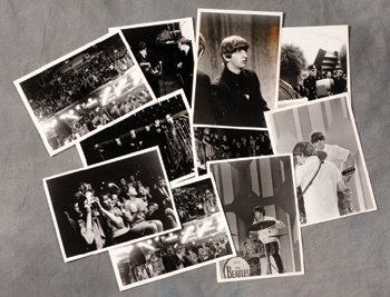 510: The Beatles collection of photographs, 1964