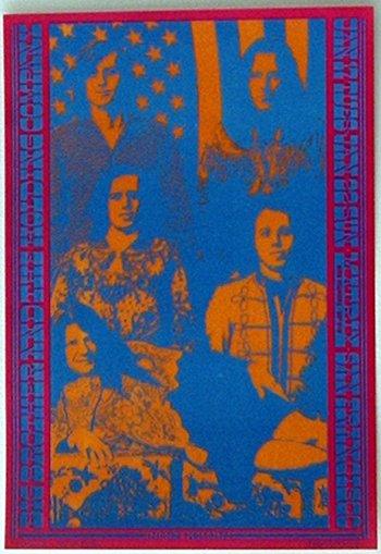 1005: 1005-Neon Rose Bog Brother poster