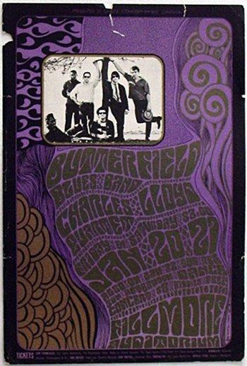 1013: 1013 - BGP - Butterfield Blues Band poster