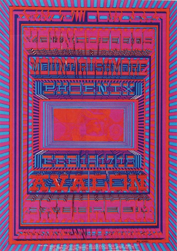 11: 11 - Mount Rushmore Avalon poster