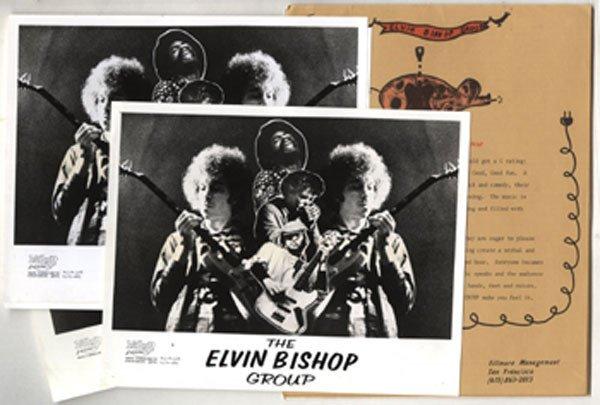 15: 15 - An Elvin Bishop promotional press pack