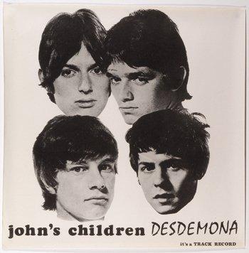 8: Johns Children poster