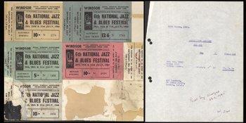 9: Windsor Festival Ticket Artwork