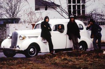 21: Pink Floyd photographic print on canvas, Randolph