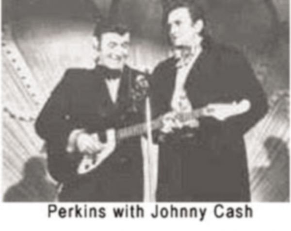 74*:  Carl Perkins owned and played guitar - 3