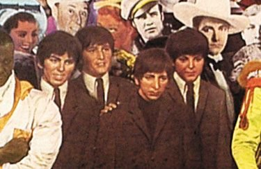 273†: The Beatles waxwork heads from Sgt Peppers' cover - 2