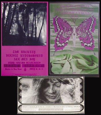 15: Velvet Underground poster collection