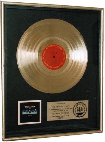1002: Aerosmith presentation disc