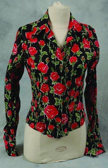 1012: Sheryl Crow worn concert shirt