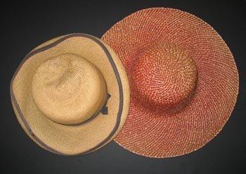1020: Greta Garbo owned hats