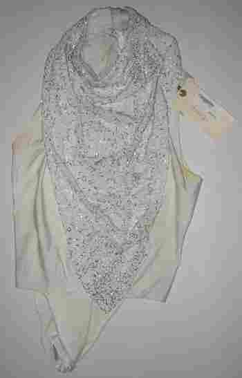1033: Elton John stage-worn sequined top