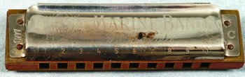 1080: Bruce Springsteen used harmonica