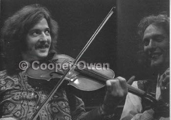 13: Eric Clapton / Ginger Baker photos with copyright