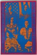 7: Five Bill Graham Presents posters, 1966-67