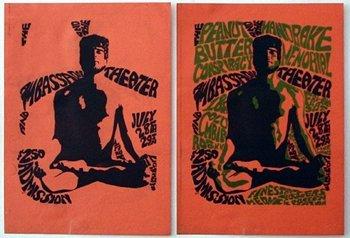 1004: Ambassador TheaterPeanut Butter Conspiracy poster