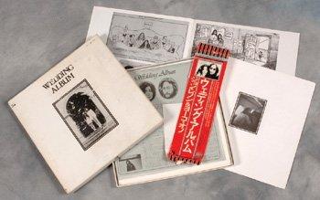 1013: John Lennon Japanese Wedding Album Box set