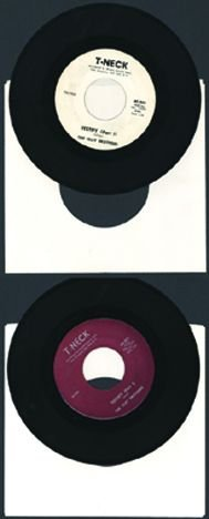 3001: Jimi Hendrix/Isley Bros 'Testify' single, USA