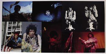 3017: Jimi Hendrix test slick  'Axis Bold as Love'