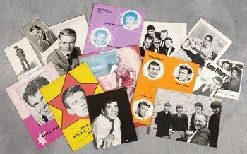 1: Roy Orbison, Billy J Kramer signed photos
