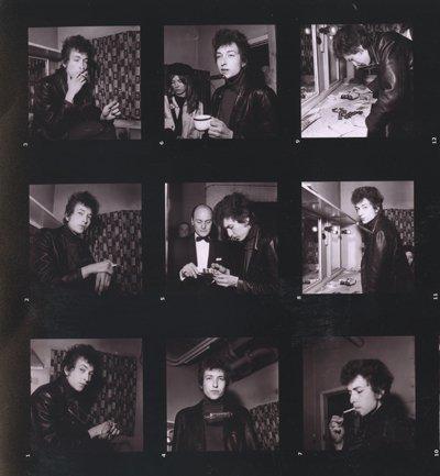 20: Bob Dylan - photographs with copyright