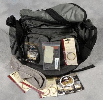23:Eric Clapton's fishing bag