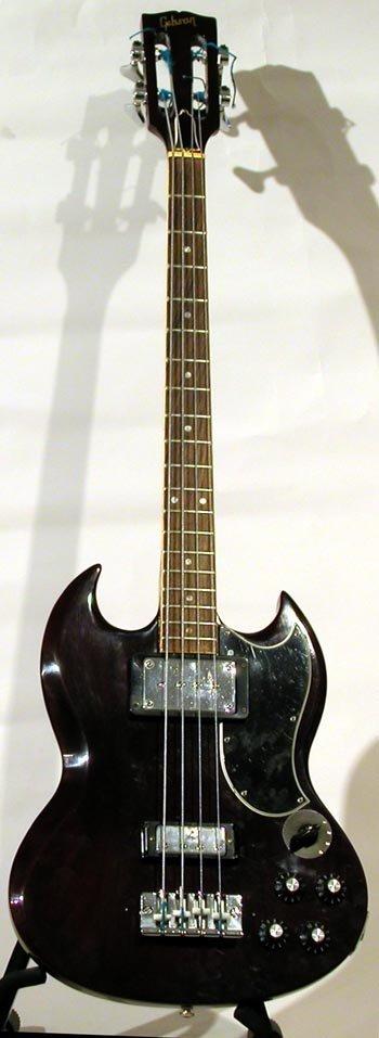 120 Bowie Ziggy Stardust Trevor Bolder used bass guitar