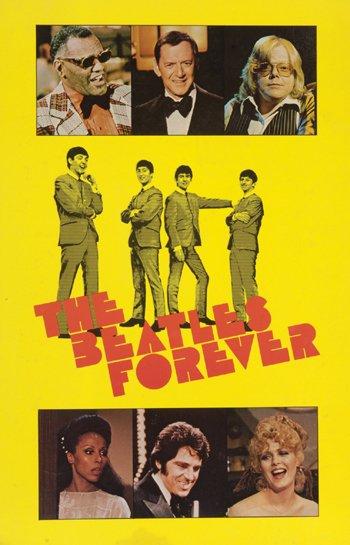 1001: Rare 'Beatles Forever' programme