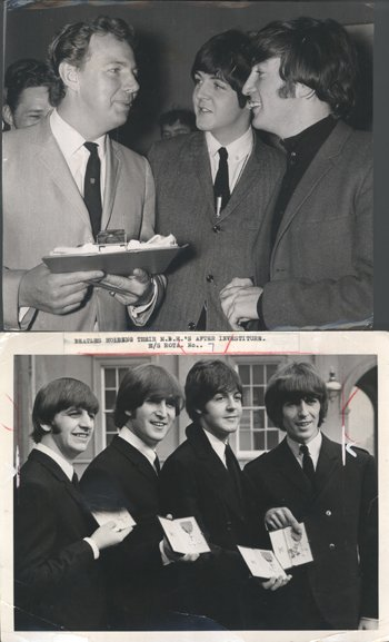 1003: The Beatles photographs, some unpublished