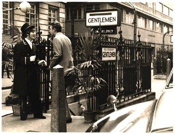 1007: John Lennon and Peter Cook  BBC promo photo