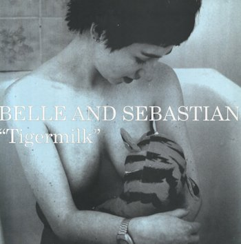 1009: Belle and Sebastian 'Tiger Milk'  LP - RARE!